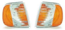 Fits 97 98 99 00 01 02 Ford Expedition Turn Signal Pair Set Both NEW Cornerlight