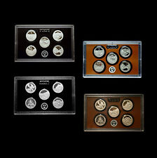 2011 2012 America the Beautiful National Parks Silver & Clad Proof Sets