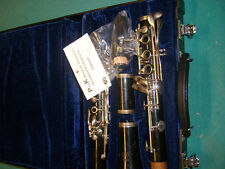 YAMAHA  CLARINET ALL NEW PADS, MOUTHPIECE, AND CASE 1 YEAR GUARANTEE
