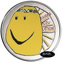 Pièce 5 euros cc LETTONIE 2018 - My Latvia - Belle Epreuve - Argent 925/1000