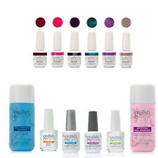 Gelish Mini Sassy Intergalactic Glam Gel Nail Polish, 6 Pack + Complete Care Kit