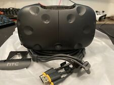HTC Vive Virtual Reality Headset - HMD and 3in1 Cable ONLY