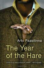 The Year Of The Lepre di Arto Paasilinna Libro Tascabile 9780720612776 Nuovo