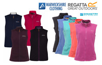 Regatta Womens/Ladies Sweetness Lightweight Fleece Bodywarmer Gilet