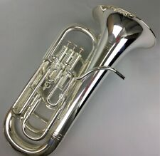 YAMAHA YEP-642S Bb/F Neo Series Euphonium Silver Plated w/ Case EMS Tracking NEW