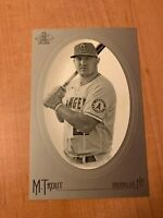 2020 Topps Allen & Ginter - Mike Trout - Cabinet Oversized Box Loader ANGELS