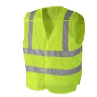 Safety Green 5 Point Breakaway Safety Vest 9564 Rothco