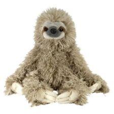 "12"" Three Toed Sloth Soft Toy - Wild Republic Cuddlekins Plush 12 Animal 30cm"