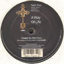 A WAY OF LIFE - Trippin' On Your Love (Sunburst Remixes) - Eternal