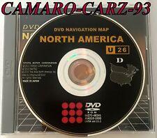 2005 2006 Lexus RX330 & GX470 470 GEN4 Navigation DVD Map 2012 Update 100%OEM
