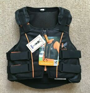 Zip Front Horse Riding Shires Karben Adult Body Protector