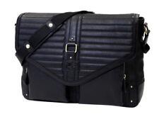 "Jill-e Veronica Leather Crossbody 15"" Laptop & MacBook Pro Bag Shoulder StrapNWT"