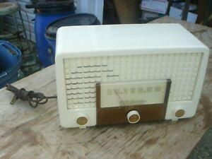 Vintage Rare Art Deco RCA VICTOR 5-X-562  MOVIE PROP RADIO
