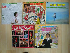 Max Boyce 5xLps 'Papers' 'Incredible Plan' 'The Road' 'I was There' 'Biased' Nm
