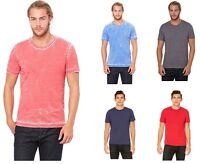 Bella Canvas Unisex Premium Fit Crew Neck Poly Cotton Basic T-Shirt