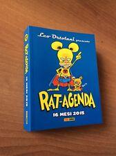 AGENDA RAT-MAN 2015 16 MESI panini PERFETTA DA COLLEZIONE