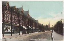 Wallington, The Terrrace, 1907 Surrey Postcard, B448