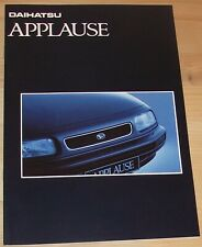 Prospekt Daihatsu Applause 1993