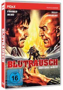 Blutrausch - Dreckige Wölfe * DVD Gangsterfilm Telly Savalas Franco Nero * Pidax
