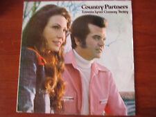 "VINYL RECORD LP LORETTA LYNN & CONWAY TWITTY    33 R.P.M. 12""  LP"