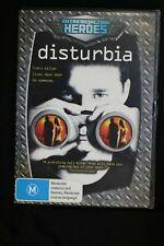 Disturbia  - R 4 - Pre-owned -(D462)
