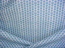 1-1/2Y Lee Jofa 2017224 Kaya Ii Blue Cheetah Printed Linen Upholstery Fabric
