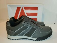 NEW American Eagle 172560 Bryce Ox Grey Sport Sneakers Mens Shoes Size: 8.5