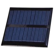 5.5V 80mA Mini Small Solar Panel PV Polycrystalline Solar Power Panel Battery