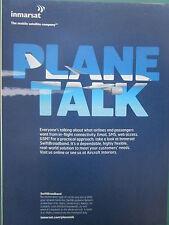 5/2010 PUB INMARSAT MOBILE SATELLITE IN-FLIGHT COMMUNICATIONS SWIFTBROADBAND AD