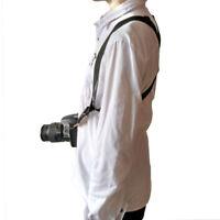 Double Quick Rapid Shoulder Sling Belt Neck Strap for Camera SLR DSLR
