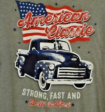 Mens American Classic Pick up truck tank top muscle shirt size XXL