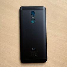 Black Original For Xiaomi Redmi 5Plus Rear Housing Battery Panel Case Back Cover