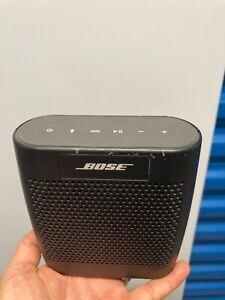 Bose SoundLink Color Bluetooth Speaker (Black) - Heavy Wear Works