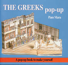The Greeks Pop-up: Pop-up Book to Make Yourself by Pam Mara (Paperback, 1984)