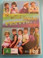 THE LITTLE RASCALS Festival DVD All Region