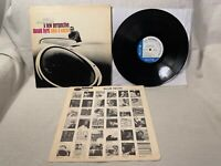 1964 Donald Byrd ‎A New Perspective LP Vinyl Blue Note Records BST-84124 VG/VG
