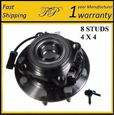 1999-2004 GMC Sierra 2500 (4WD) Front Wheel Hub Bearing Assembly (4x4)