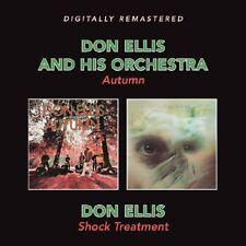 Don Ellis - Autumn / Shock Treatment (2018)  2CD  NEW/SEALED  SPEEDYPOST