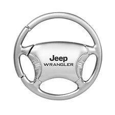 Jeep Wrangler Steering Wheel Key Chain Keychain