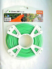 Genuine STIHL Strimmer Brushcutter Line Wire 00009302336 2.0mm 62m