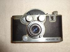 Vintage Camera Universal Mercury II CX