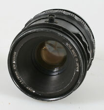 KOWA 66 85MM F 2.8 LENS FOR MEDIUM FORMAT