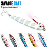 SAVAGE GEAR SALTWATER SHORE JIGGING METAL LURE 3D SLIM MINNOW JIG 20g