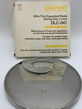 Cuisinart DLC-041 Ultra Thin Replacement Blade- For The DLC-7 Series (d)