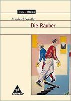Texte.Medien: Die Räuber, Textausgabe mit Materialien vo... | Buch | Zustand gut
