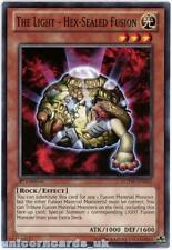 LCYW-EN262 The Light - Hex-Sealed Fusion 1st Edition Mint YuGiOh Card