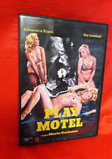 DVD  - PLAY MOTEL - 1979 - EROTICO -