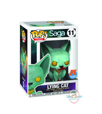 FCBD 2018 Pop! Comics Saga Bloody Lying Cat PX Vinyl Figure Funko