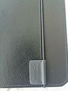 Kindle Lighted Leather Cover, Black (Fits Kindle Keyboard, model D0090