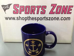 Hampton Roads Admirals Vintage Coffee Mug NEW now Norfolk Admirals - 4 Cup Set